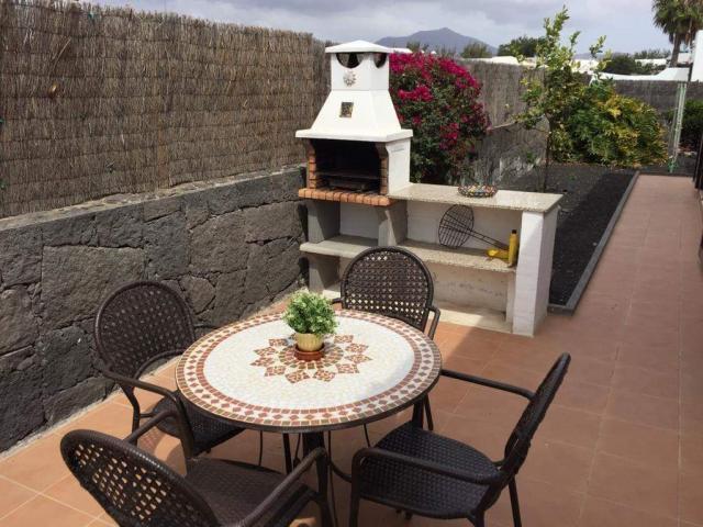 BBQ Area - Casa Margaret, Playa Blanca, Lanzarote