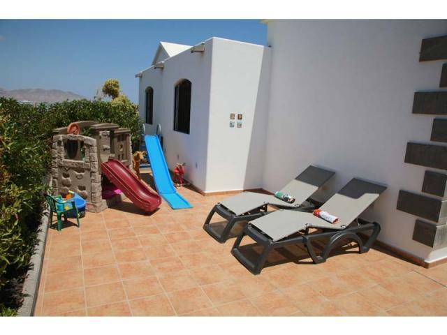 Play Area - Casa Arabella, Playa Blanca, Lanzarote