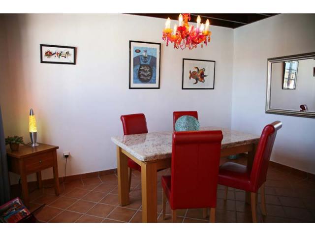 Dining area - Casa Arabella, Playa Blanca, Lanzarote