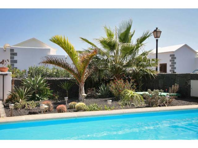 Garden - Casa Arabella, Playa Blanca, Lanzarote