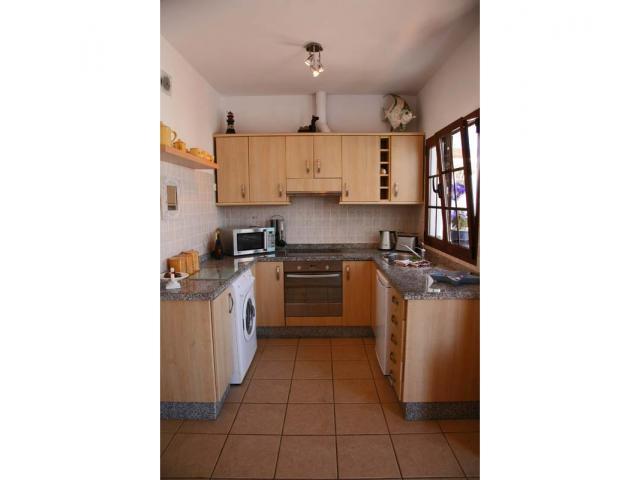 Kitchen - Casa Arabella, Playa Blanca, Lanzarote