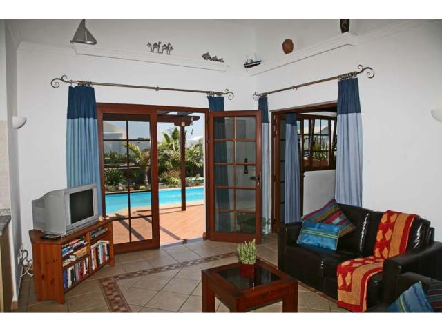 Lounge - Casa Arabella, Playa Blanca, Lanzarote